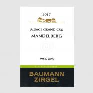 Riesling Grand Cru Mandelberg 2017