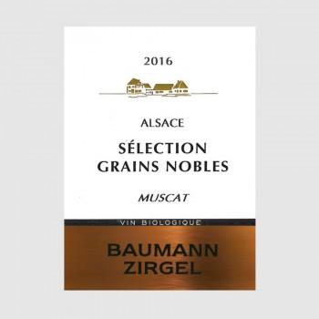 """Muscat """"Sélections de Grains Nobles"""" 2016"""