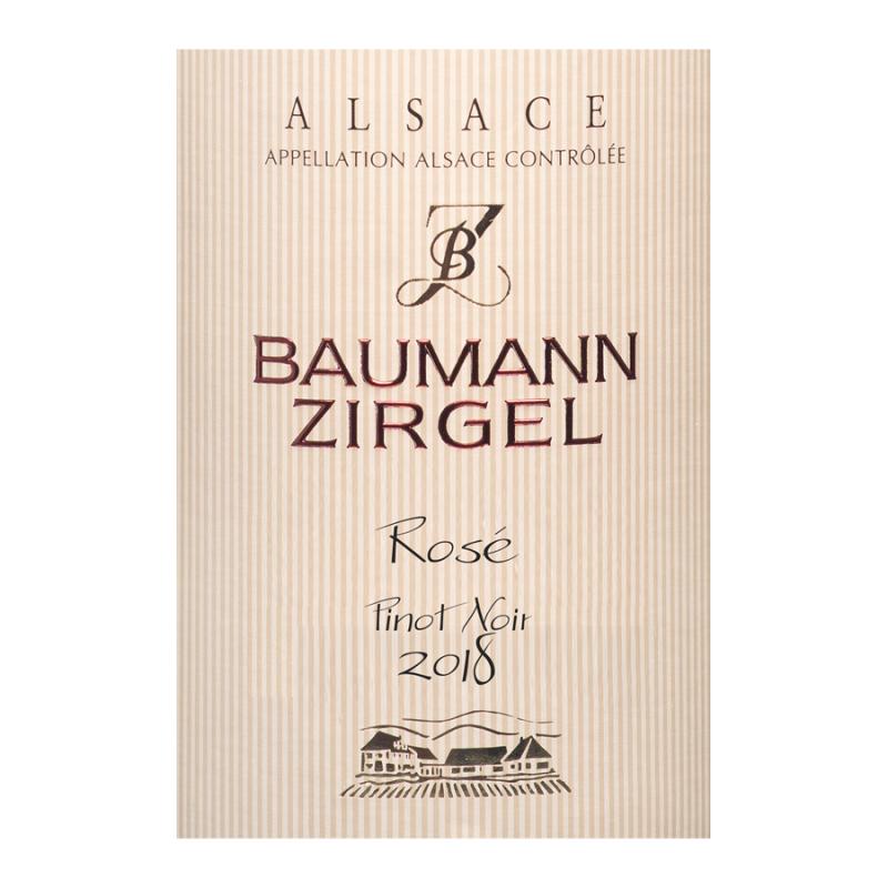 Rosé d'Alsace 2018