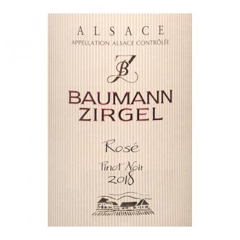 Offre spéciale 12 Rosé d'Alsace 2020 dont 1 offerte